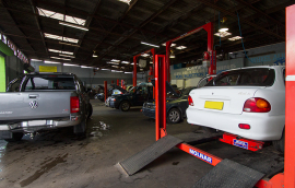 Pink Slip and Rego Inspections